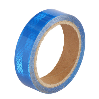 25MMX3M Red White Yellow Micro Prismatic Sheeting Reflective Tape Stickers Bike Reflector Stickers Bicycle Light Reflectors Tape 8