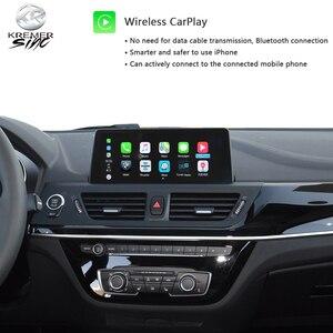 Image 2 - Drahtlose CarPlay Android auto Retrofit für BMW 1 2 3 4 5 7 X1 X3 X4 X5 X6 Mirroring Link google Assistent Airplay Siri Steuer
