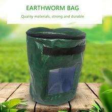 PE Manure Bag Horticultural Compost Bag Nutrient Soil Culture Bag Garden Compost Bin For Tea Fruit Vegetable Growth эксмо магнитные garden culture
