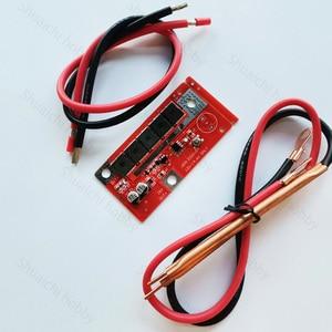 Image 5 - 18650/26650/32650 lityum pil enerji depolama nokta kaynak kurulu DIY kaynakçı PCB devre modülü taşınabilir lehimleme makinesi