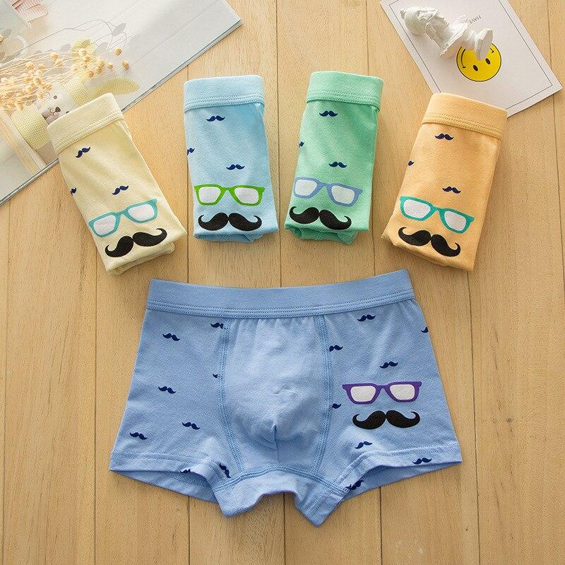 L/XL/2XL Size Kids Boys Underwear Cartoon Children's Shorts Panties For  Baby Boy Boxers Stripes Teenager Underpants Bragas - Big Promo #3C83 | Cicig