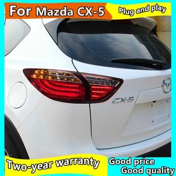 Car Styling for Mazda CX-5 2013 2014 2015-2018 Achterlichten LED Achterlicht Rear Lamp DRL + Rem + Park + Signaal licht