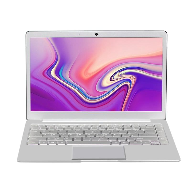 13.3 Inch Ultrabook With 8G RAM 128GB SSD For Intel J3455 Win10 Laptop 1920x1080 Full HD Notebook(128GB)