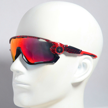 2020 Polarized Cycling Glasses Bike Goggles Outdoor Sports Bicycle Sunglasses Cycling Eyewear UV 400 With 5 Lens Oculos Ciclismo