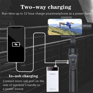 Image 5 - Orsda 3 Assi Handheld Stabilizzatore Gimbal Smartphone Del Telefono Zoom Manuale Viso di Monitoraggio Per iPhone11 Pro Plus S9 S8 Gopro Macchina Fotografica