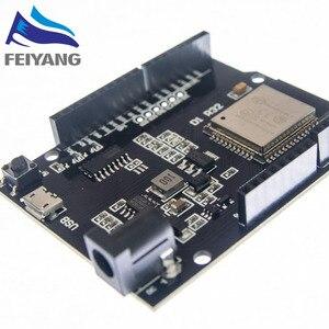 Image 4 - 10PCS ESP32 For Wemos D1 Mini For Arduino UNO R3 D1 R32 WIFI Wireless Bluetooth Development Board CH340 4M Memory One