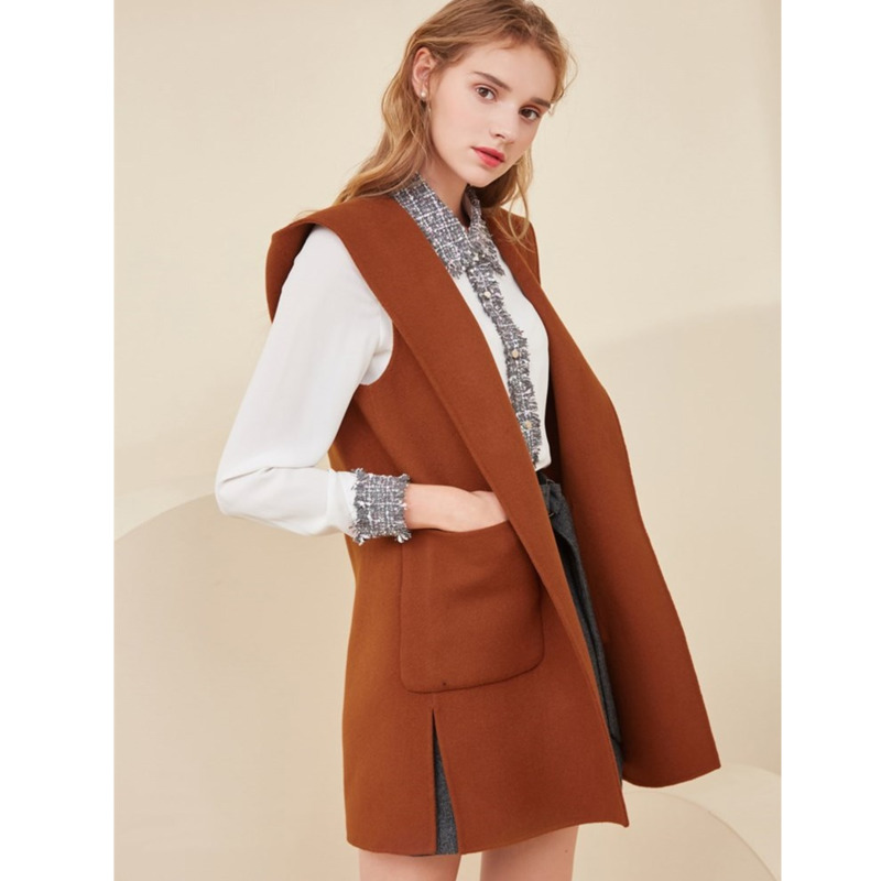 Fashion Autumn Plaid Blazers And Jackets Women Work Office Lady Suit Slim Double Breasted Business Coat Female Blazer Feminino