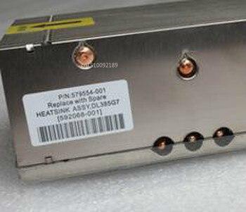 For DL385 G6 G7 579554-001 592068-001 Server cpu cooler cooling DL385 G7 Server Heatsink Free shipping