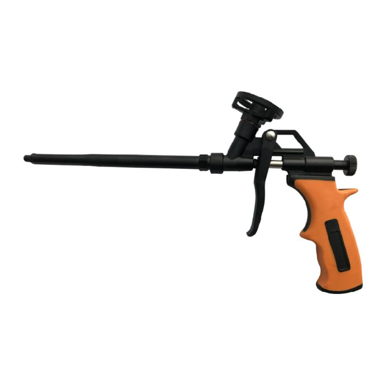 Metal Foam Sealing Filler Spray Gun Dispensing Foaming Applicator For Caulking