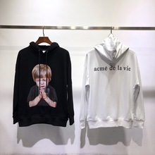 New Korea Brand Acme De La Vie ADLV Hoodies Women Men Stranger Things Pray Boy Sweatshirt Best Quality Vetements Hoodie Pullover