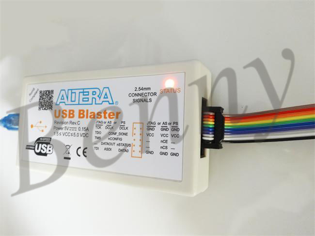 USB Blaster II Intel Altera FPGA Downloader High Speed REV.C Enterprise Edition