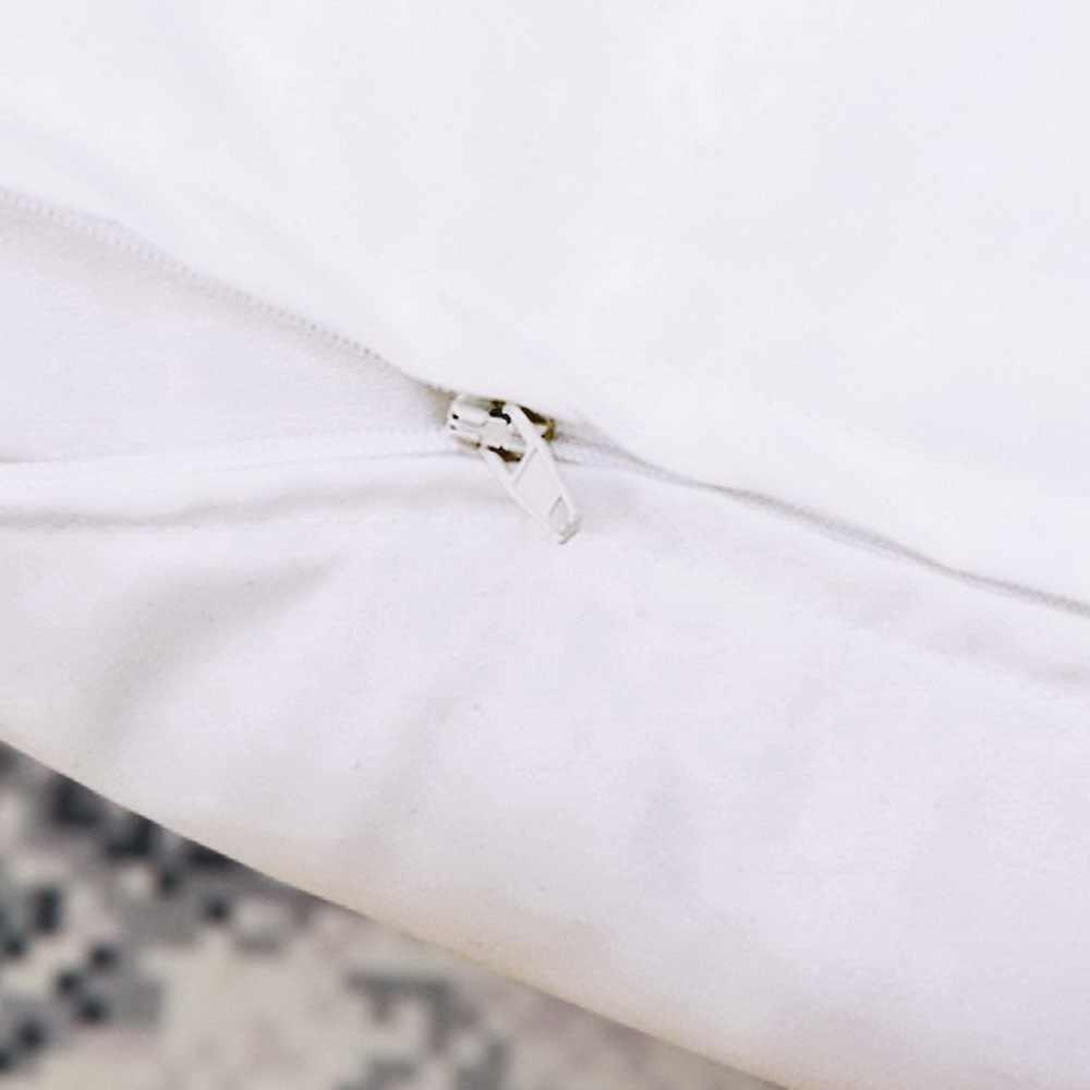 Làn Mi Vỏ Gối Hoa Hồng Vàng Vuông Đệm Hình Học Thơ Mộng Polyester Ném Gối Trang Trí Nhà 45x45cm