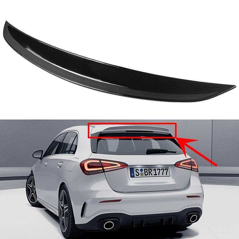 Задний спойлер для багажника из АБС-пластика, заднее крыло автомобиля для Mercedes Benz A класса W177 A180 A160 A200 A220 A250 A45 A35 хэтчбек 2019 2020 2021