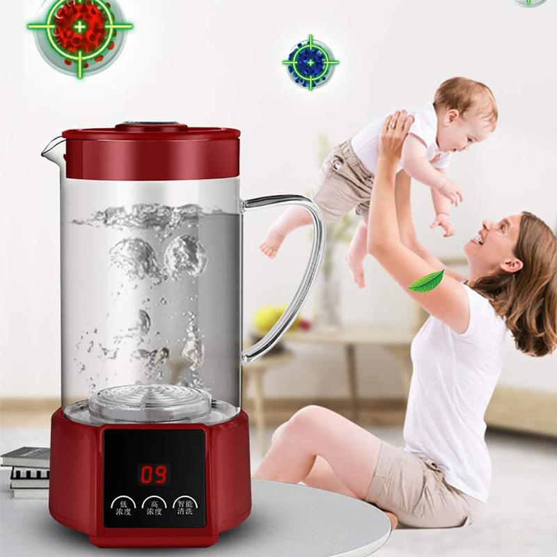 220V/110V Hypochlorous Acid Water Maker Machine Household Disinfectant Machine  Healthy Environmental Water Purifier