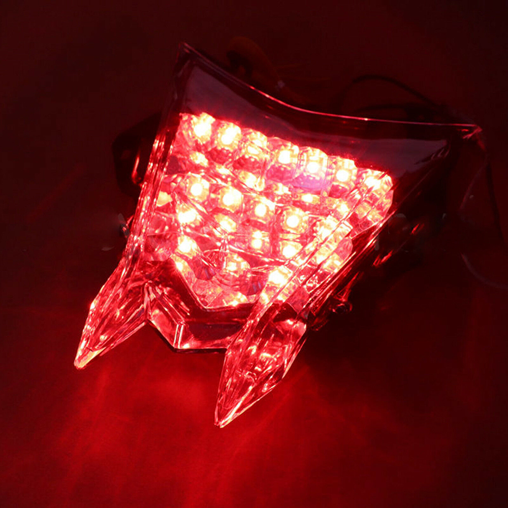 Rear Tail Light Brake Turn Signals Integrated Led Lights for BMW S1000R HP4 S1000RR Brake Taillight