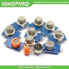 1 шт., датчик серии MQ, фотогалерея, фотогалерея, фотоэлемент, детектор, фотоэлемент с головкой зонда