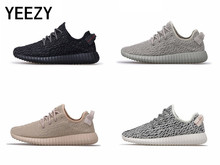 Classique Ad Yeezy hommes 350 V1 Pirate noir tortue colombe Oxford Tan Moonrock Boost chaussures de Tennis, homme Kanye West Yeezys baskets 40-46(China)