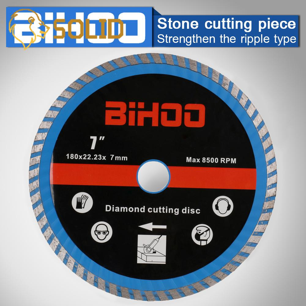 180mm Diamond Saw Blades Dry Cutting Disc Circular Saw Blade For Concrete Ceramic Brick Marble Stone Saw Tool