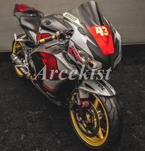Kit de carenados completos de ABS, molde de inyección para Honda CBR1000RR 2008 2009 2010 2011 08 09 10 11, conjunto de carrocería