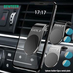Car phone sticker Car interior sticker For volkswagen VW Golf 6 7 MK3 MK4 MK5 MK6 MK7 TDI R20 R32 GTI Polo CC(China)