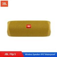 JBL Flip 5 Wireless Portable Speaker IPX7 Waterproof Bluetooth Bass Channel Music Kaleidoscope Flip5 Support Multiple Audio