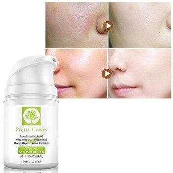 Blanqueamiento de la piel Spray Aloe cara crema Anti envejecimiento suero nutritivo...