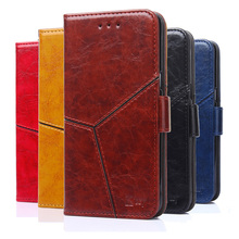 Luxury Leather Book Flip Case For OPPO A