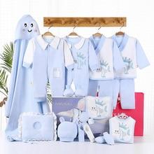 Baby Winter Suit Outfits-Pants Girl Infant Cartoon Cotton 20pcs Hat Bib