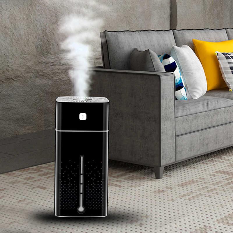 1000ML Ultraschall-luftbefeuchter Diffusor Stumm 7 Farbe Nachtlicht Mini Aroma Ätherisches Öl Diffusoren Kühlen Nebel Hause Luftreiniger