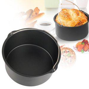 Воздушная фритюрница, сковорода для пиццы, кухонная утварь из олова, антипригарная кухонная утварь для тортов своими руками, прочная сталь, ...