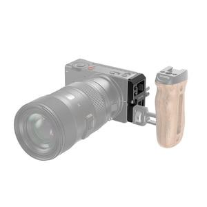 Image 4 - SmallRigด้านซ้ายแผ่นล็อคสายสำหรับSigma FPกล้องUSBและสายHDMI LOCK 2672