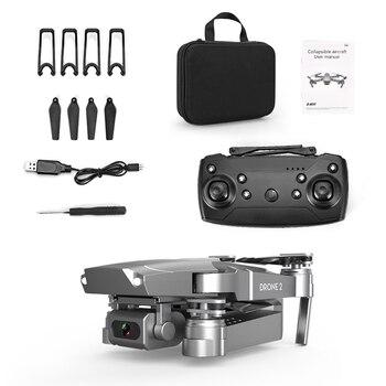 Mini WiFi 4K HD 1080P Camera RC Foldable Quadcopter Drone 1
