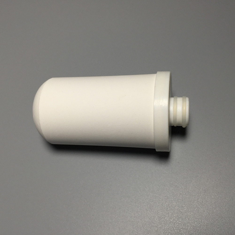 Kitchen Faucet Accessories 80MM White Ceramic Filter Water Faucet Filter Adapter Water For Household Water