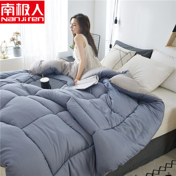 Multily-color Choose Winter Patchwork Duvet Lamb Wool Quilt Blanket High Quality Thicken Warm Cotton Quilt Warm Camel Comforter