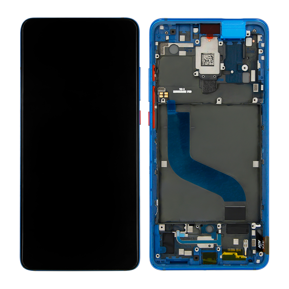 For Xiaomi 9 T Mi 9T Mi9T LCD Display Touch Screen Digitizer Assembly + Frame For Xiaomi Mi 9T Pro Mi 9T Pro LCD Display