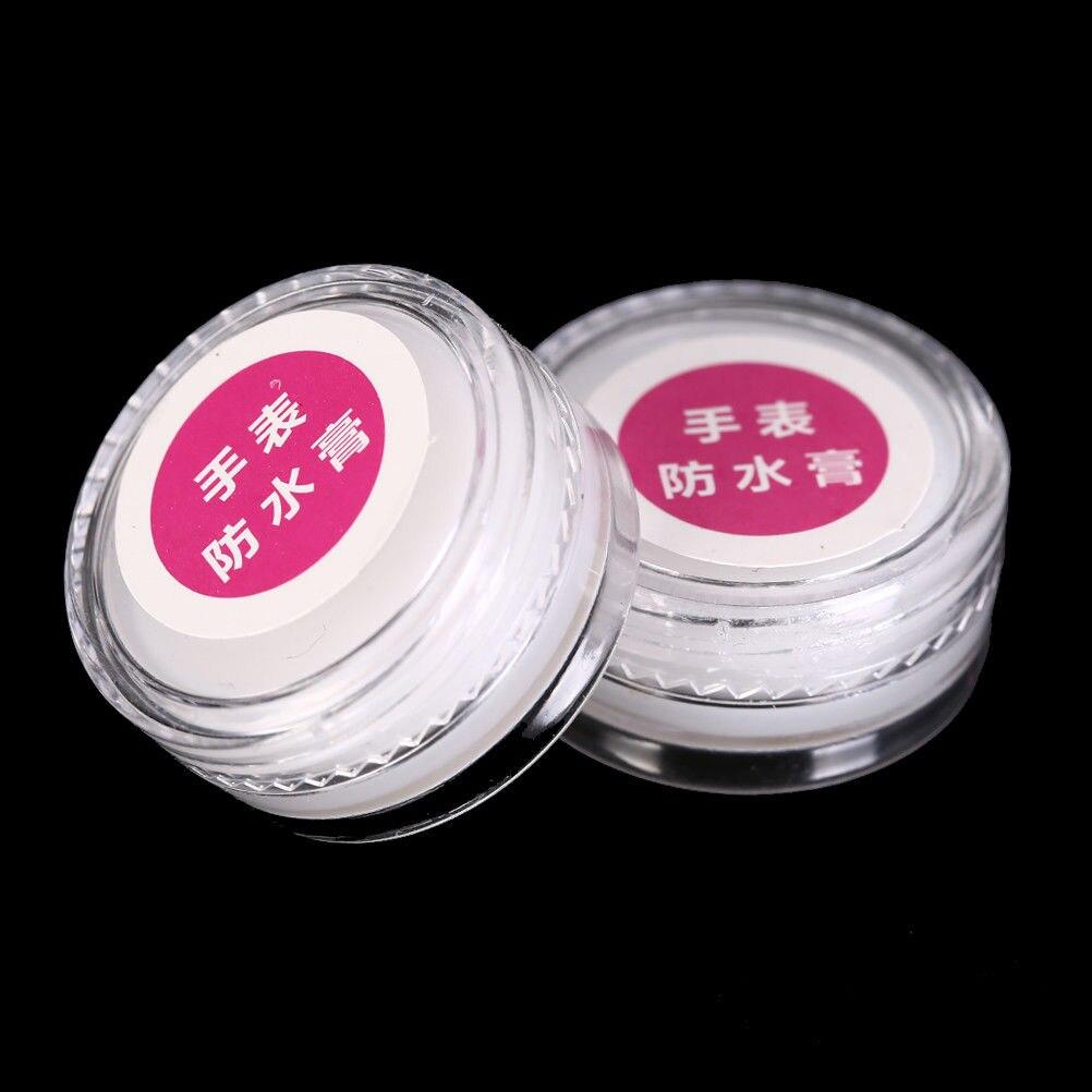 Hot Sale 2pcs/1pc Silicone Grease Waterproof Watch Cream Upkeep Repair Restorer Tool