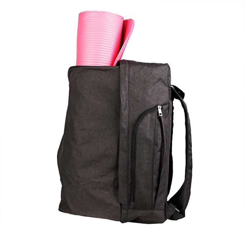 Large Capacity Portable Fitness Sports Backpack Ultralight Yoga Mats Bag For Men Women Outdoor Fitness Bags Gym Mochila Knapsack