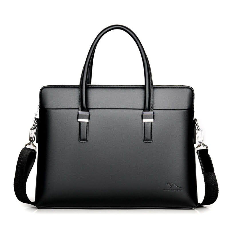 Luxury Brand Laptop Tote Bags Business Men Briefcases Men Handbag Totes Casual Male Bag Shoulder Bag Men Leather