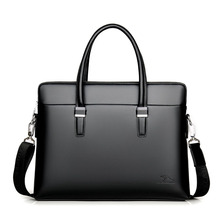 Luxury Brand Laptop Tote Bags Business Men Briefcases Men Ha