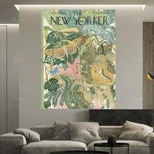 Imprimés Vintage de magazines New york, affiche d'art Vintage rétro, mur de galerie, 1920