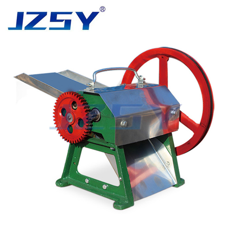 Commercial Small Manual Cake Strip Cutting Machine/hand Electric Garlic Sprout Red Pepper Green Bean Cutter 3mm 5mm 7mm 9mm