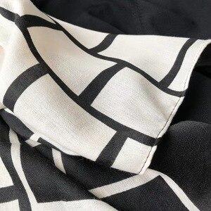 Image 4 - 2019 di Modo delle signore Aztec Nappa Viscosa Sciarpa Dello Scialle Delle Donne di Alta Qualità Wrap Pashmina Ha Rubato Bufanda Musulmano Hijab Snood 180*90 centimetri