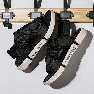 Image 5 - Thời Trang Người Đi Biển Lưới Giày Sandal Mùa Hè 2019 Ngoài Trời Cho Nam Chống Trượt Giày Thường Thoáng Khí Krasovki Tenis Dép Nóng