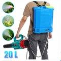 Электрический распылитель 20 л, умный дозатор для сельскохозяйственных пестицидов, садовое оборудование, 220 В, перезаряжаемая свинцово-кисл...