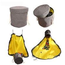 Портативная сумка для хранения игрушек многофункциональный органайзер