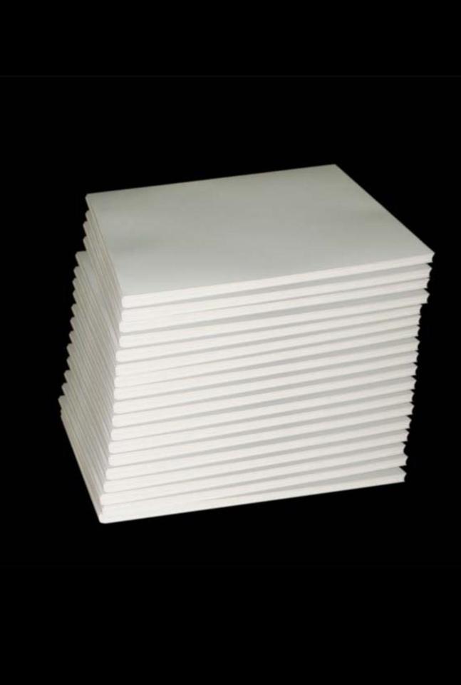 12 Pcs A4 Size Blank W Blank Water Transfer Printing Film Hydrographics Film