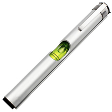 Pen Shape Screwdriver Aluminum Portable Hand Tool Spirit Level Accurate Professional Bubble Mini Multifunctional With Magnetic