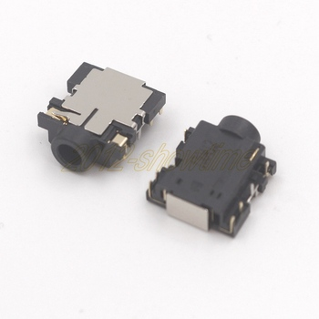 2pcs 3.5 mm Laptop Audio Jack for Lenovo ThinkPad X220 X220I X230 X230T headphone Jack Microphone Socket 6 5mm audio jack microphone module white black