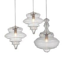 Светильник для ресторана, люстры, кафе, креативная личность, скандинавский Американский Лофт, промышленный стеклянный подвесной светильник s