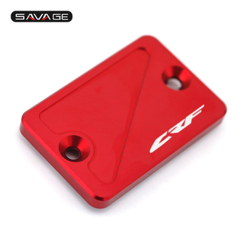 Front Brake Reservoir Cover For HONDA CRF 250M 250L/Rally 2013-2020 CRF250L CRF250M Motorcycle Accessories Oil Fluid Cap CNC front sprocket chain guard cover engine for honda crf250l m crf250l crf250m crf 250l m 2012 2013 2014 2015 engine chain guard